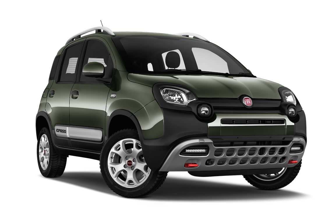 fiat panda cross deals offers savings up to 4 474 carwow. Black Bedroom Furniture Sets. Home Design Ideas