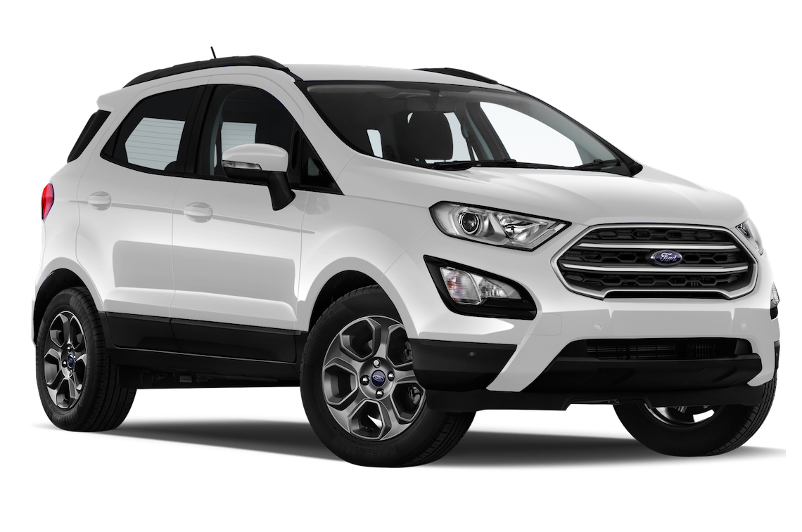 Ford Ecosport Lease Deals From 158pm Carwow